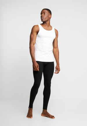 JACSOLID LONG JOHNS - Kalesony - black