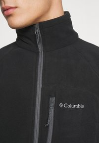 Columbia - FAST TREK™ II FULL ZIP - Kurtka z polaru - black - 7