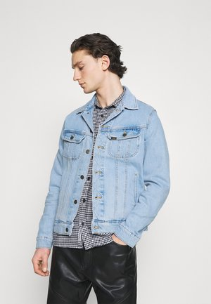 RIDER JACKET - Spijkerjas - light alton
