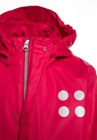 LEGO Wear - JAMAICA - Waterproof jacket - red - 3