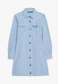 Bruuns Bazaar - VESTIE ZADENA DRESS - Denim dress - blue mist - 5