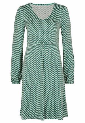 HATTIE - Jersey dress -  pfeilmuster