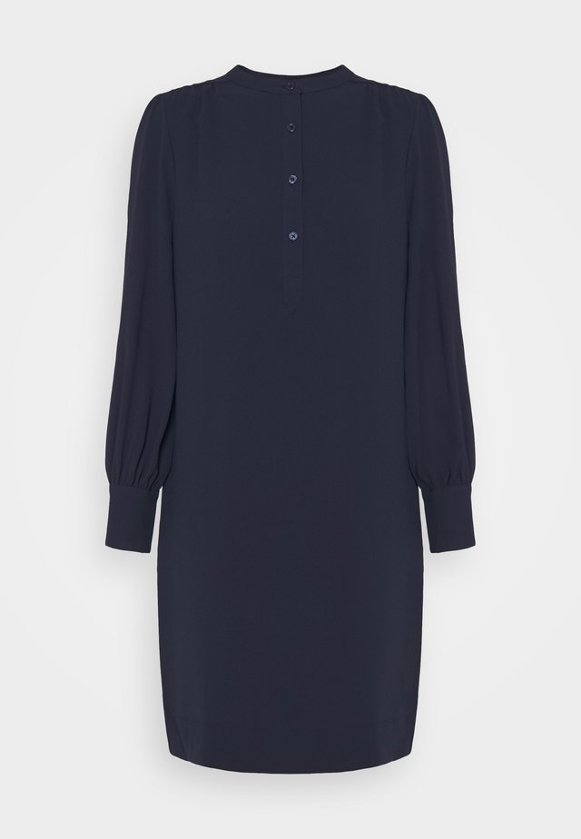 PLACKET SHIFT - Korte jurk - dark blue