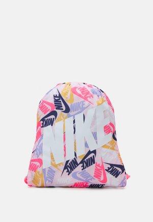 KIDS GRAPHIC GYM SACK UNISEX - Sportovní taška - sunset pulse/white