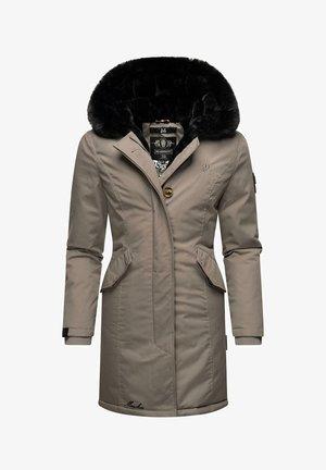 KARAMBAA - Winter coat - grey