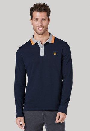 Polo shirt - w blue