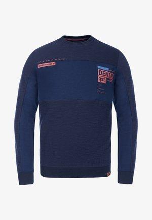 Sweatshirt - nachtblau
