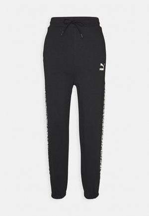 CLASSICS TRACK PANT - Teplákové kalhoty - black