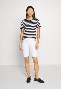 Anna Field - 2 PACK - T-shirt print - white - 0