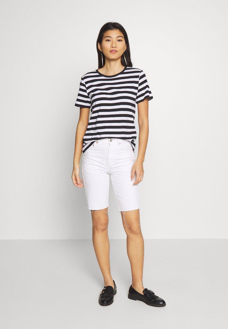 Anna Field - 2 PACK - T-shirt print - white