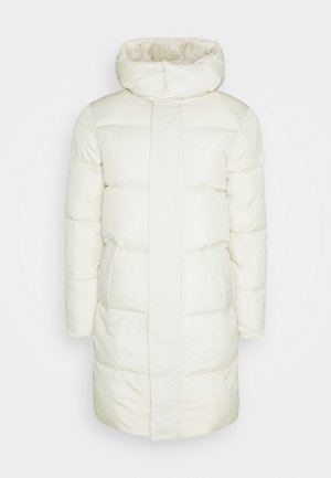 MODERN PUFFER COAT - Winter coat - smoke white