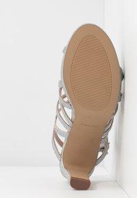 Mariamare - Højhælede sandaletter / Højhælede sandaler - silver - 6