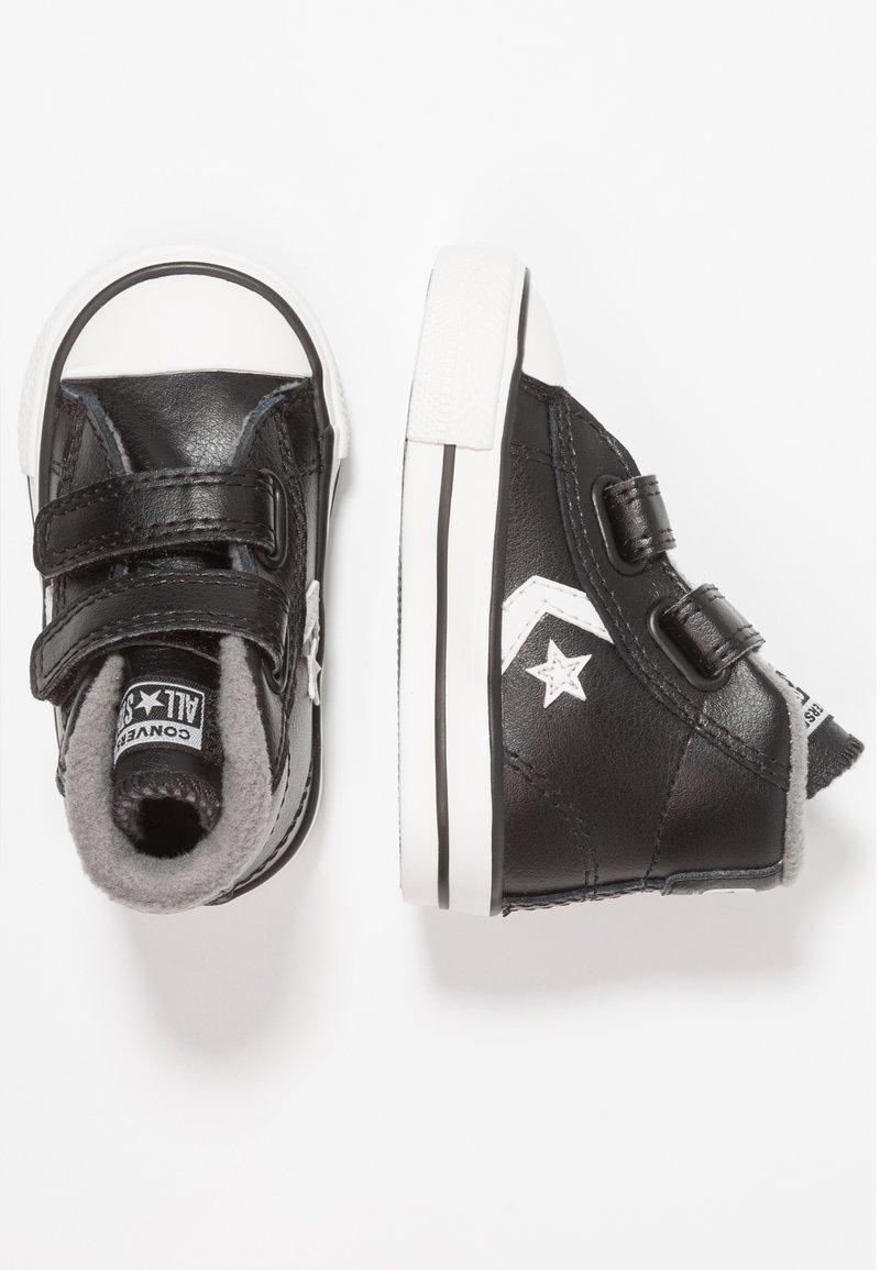 Converse - STAR PLAYER - Zapatillas altas - black/mason/vintage white