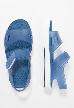 MALIBÚ - Sandały kąpielowe - marino