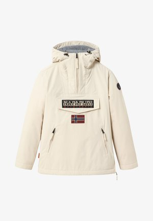RAINFOREST POCKET - Light jacket - whitecap gray