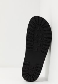 Versace Jeans Couture - Pool slides - nero - 4