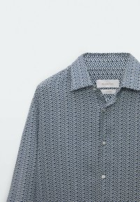 Massimo Dutti - SLIMFIT - Shirt - blue - 3