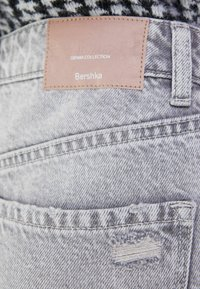 Bershka - Relaxed fit jeans - grey - 5