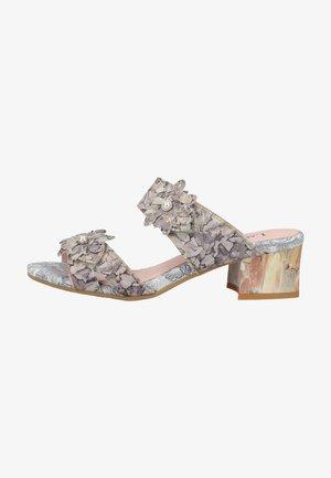 Sandals - grau