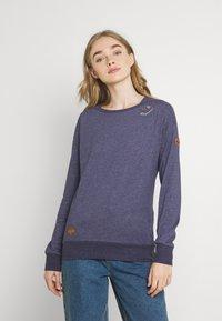 Ragwear - NEREA - Long sleeved top - night blue - 1