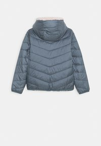 Abercrombie & Fitch - COZY PUFFER - Winter jacket - blue - 1