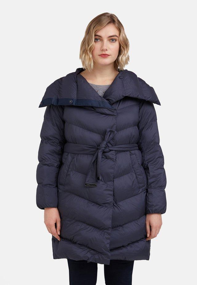 Winter coat - blu
