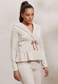 Odd Molly - HELENA - Zip-up sweatshirt - ash - 4