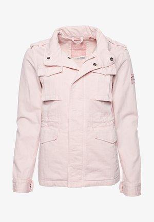 ROOKIE VJ - Summer jacket - rosa