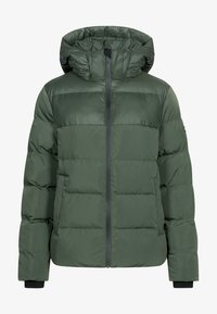 National Geographic - Winter coat - thyme - 5