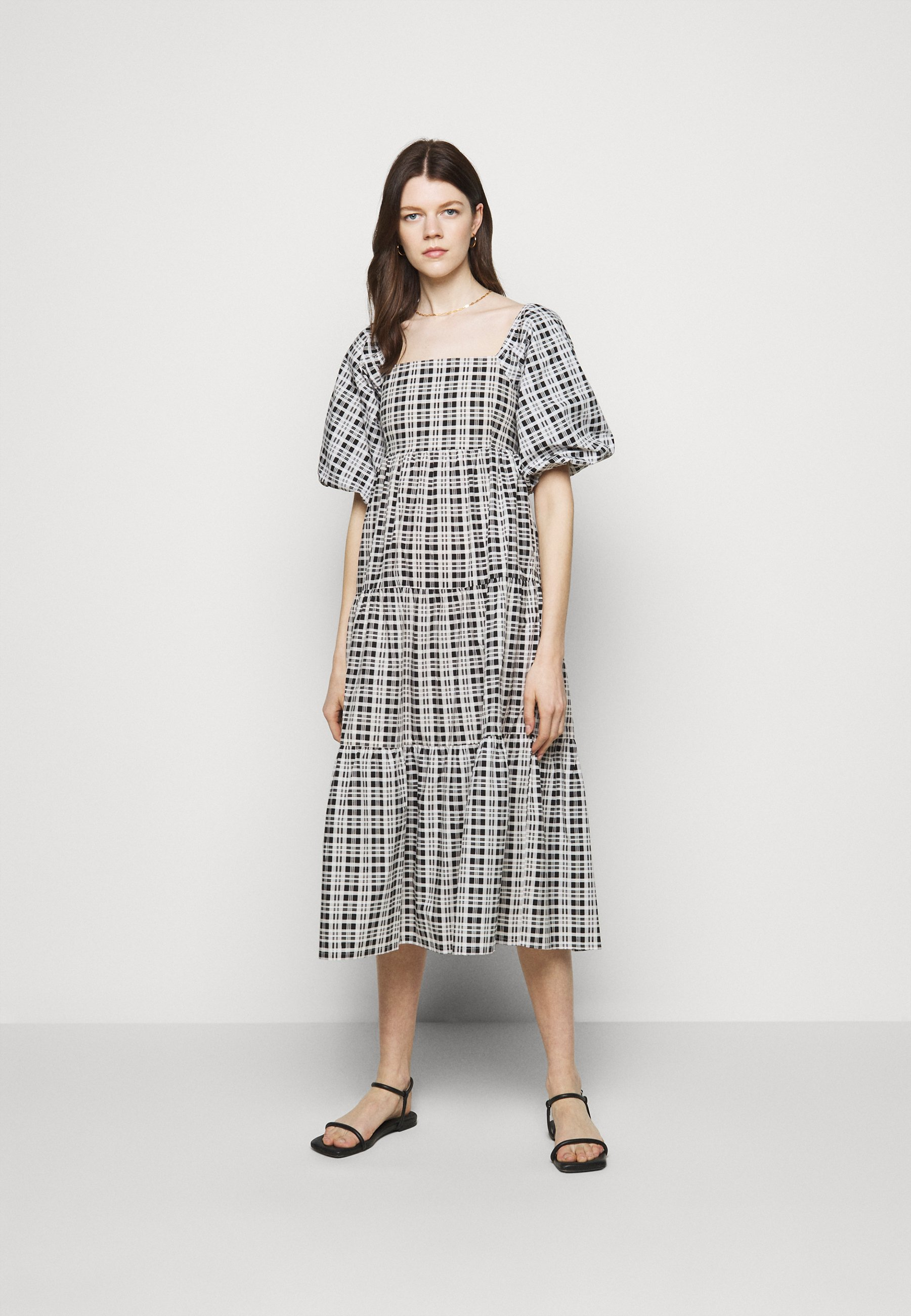 Women KIONA MIDI DRESS - Day dress