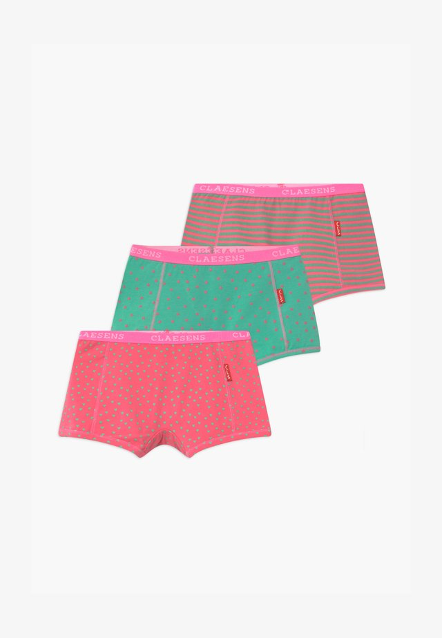 GIRLS 3 PACK - Underbukse - pink