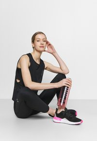 Under Armour - HI ANKLE - Tights - black - 1