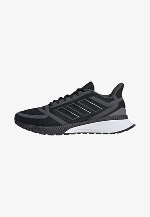 NOVA RUN SHOES - Neutral running shoes - black