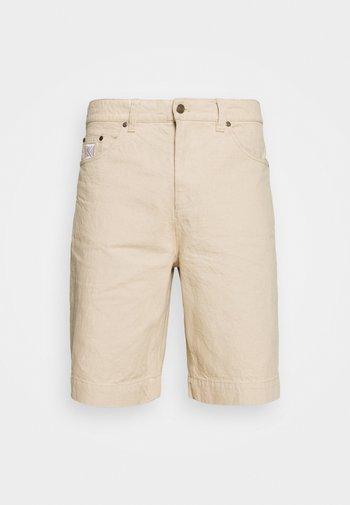 Short en jean - sand