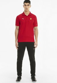 Puma - FERRARI RACE - Polo shirt - rosso corsa - 1