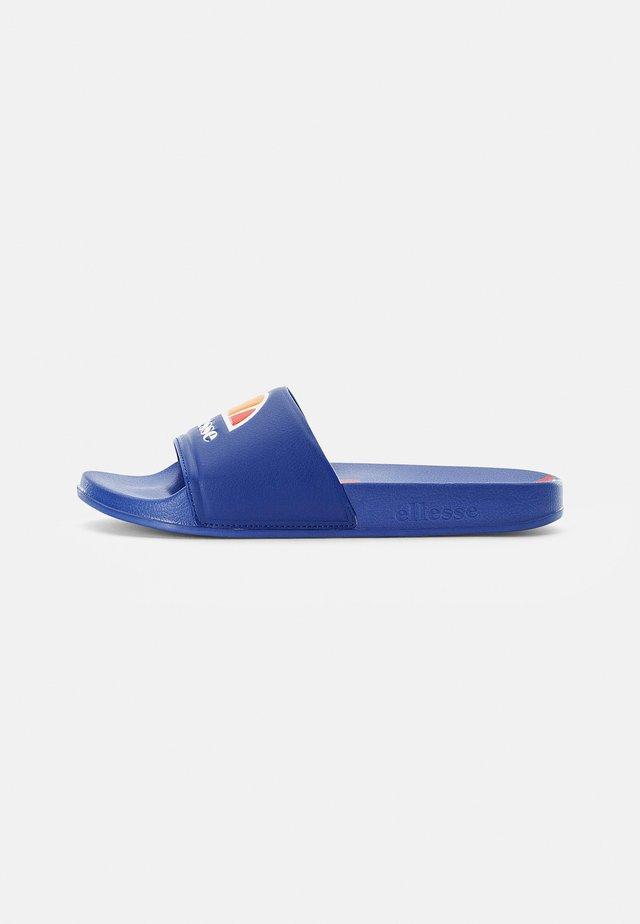 JOGA SLIDE - Mules - blue