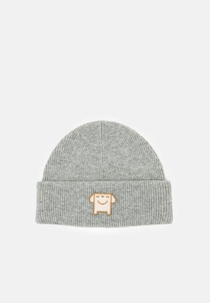 BEANIE - Bonnet - grey dusty