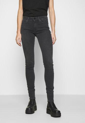 NEW LUZ - Jeans Skinny Fit - dark grey