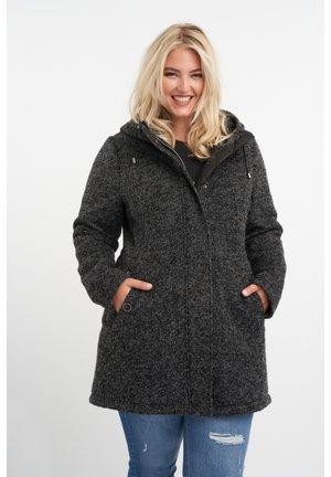 Short coat - multi grey-black