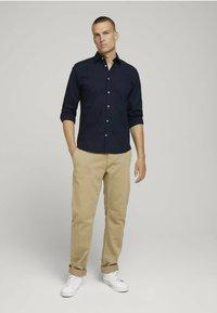 TOM TAILOR - Formal shirt - sky captain blue - 1