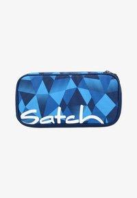 Satch - Pencil case - blue crush blau - 0