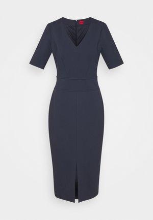 KELISEA - Jersey dress - dark blue