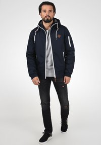 Solid - TILLY - Light jacket - dark blue - 1
