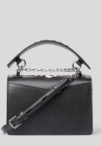 KARL LAGERFELD - Handbag - black/white - 3