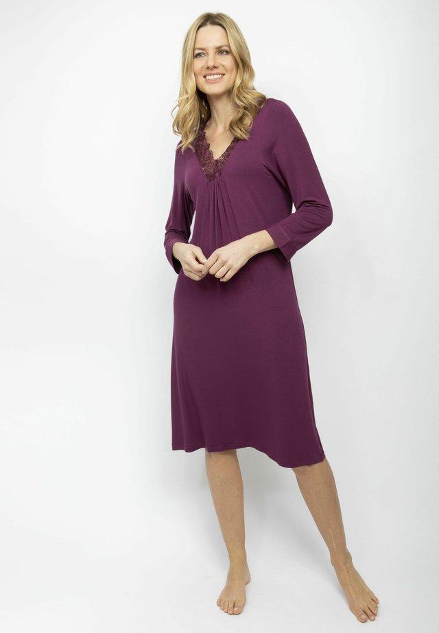 Nattlinne - burgundy