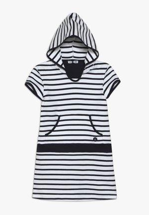 ROBE BALANCELLE KIDS - Jersey dress - blanc/navire