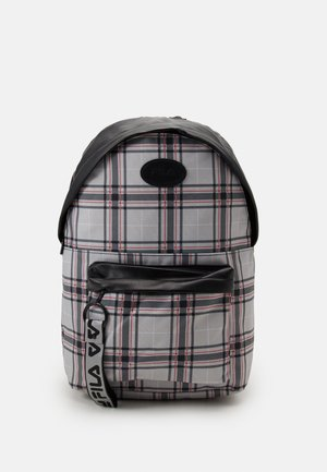 CHECK BACKPACK COOL TWO UNISEX - Batoh - grey