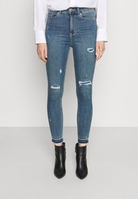 Marks & Spencer London - IVY - Jeans Skinny Fit - blue denim - 0