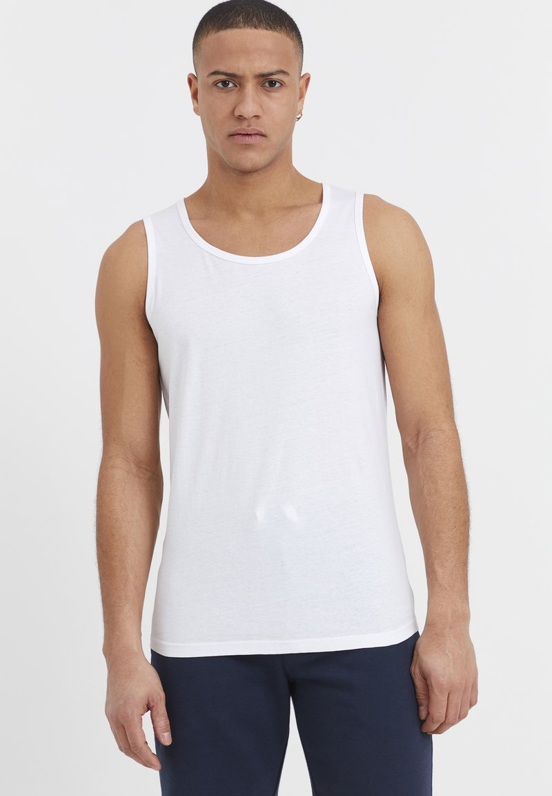 Solid - 2PACK - Top - white