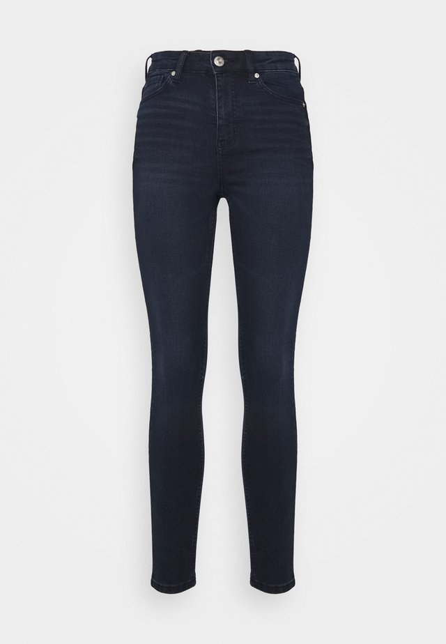 IVY SKINNY - Jeans Skinny Fit - dark-blue denim